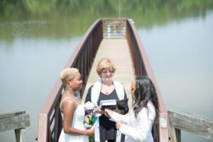 Camille and Candace Raleigh Wedding